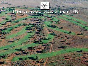 Upington Gholfklub