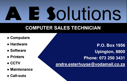 Lime-Acree Computer sales and repairs | A E Solutions