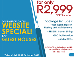 Website Special for Guest Houses | Lime Acres Accommodation, Business & Tourism Portal